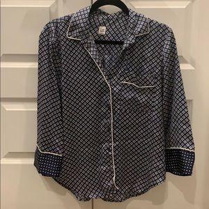 Gap Pajama Shirt